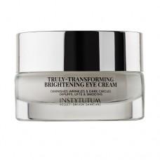 Крем-лифтинг для век с осветляющим эффектом Instytutum Truly-Transforming Brightening Eye Cream