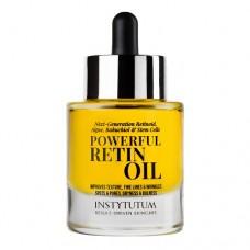 Концентрированное масло с ретинолом Instytutum Powerful RetinOil