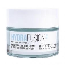 Увлажняющий гель-крем с 4 видами гиалуроновой кислоты Institutum HydraFusion 4D Hydrating Water Burst Cream