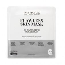 Гидрогелевая коллагеновая маска для лица Instytutum Flawless skin mask