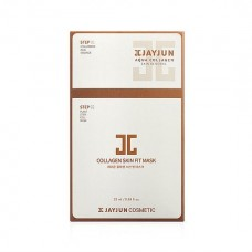 Маска для упругости кожи Jayjun Collagen Skin Fit Mask