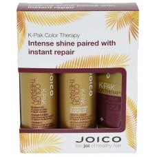 Набор дорожный реконструкция и защита окрашенных волос Joico K-PAK СТ