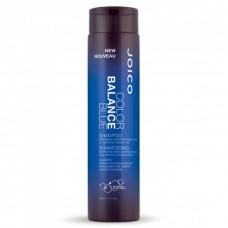 Шампунь тонирующий для холодных оттенков Joico Color Balance Blue shampoo