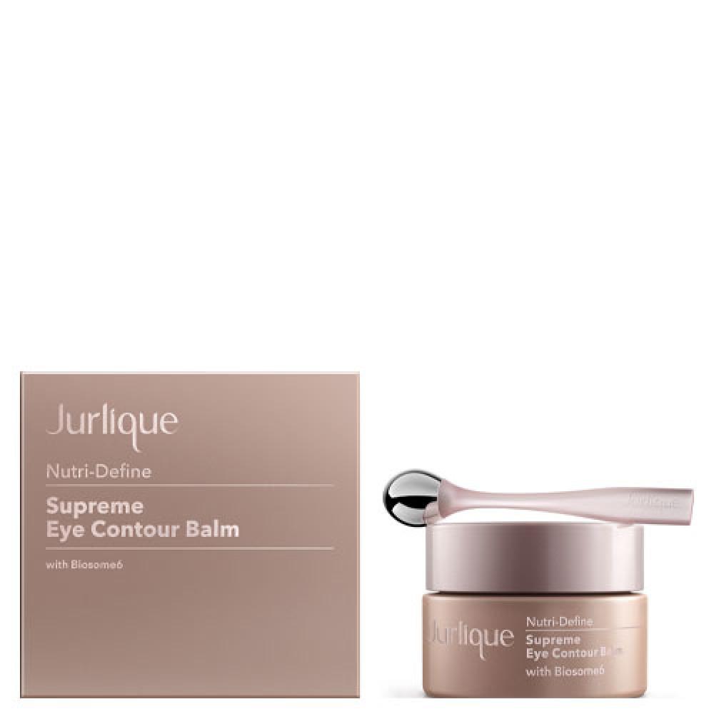 Интенсивный восстанавливающий антивозрастной бальзам для контура глаз Jurlique Nutri-Define Supreme Eye Contour Balm