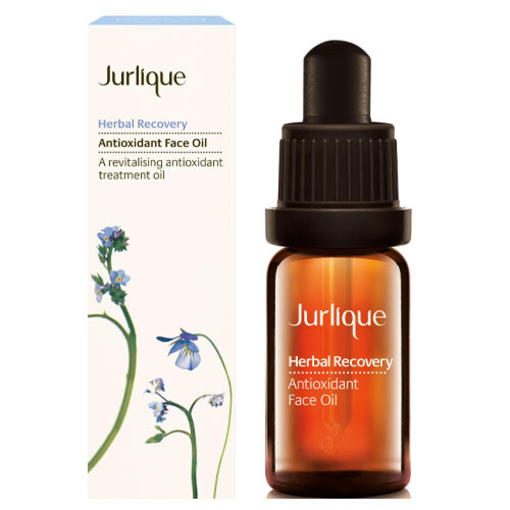 Восстанавливающая антиоксидантное масло для кожи лица Jurlique Herbal Recovery Antioxidant Face Oil