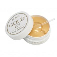 Гидрогелевые патчи для глаз с золотом и EGF - PETITFEE Gold EGF Eye and Spot Patch