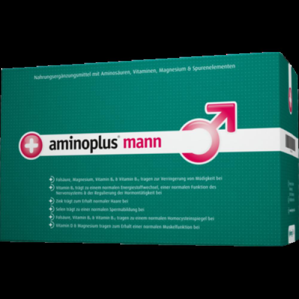 Комплекс витаминов и аминокислот для мужского здоровья Kyberg Vital Aminoplus Mann (гранулы)