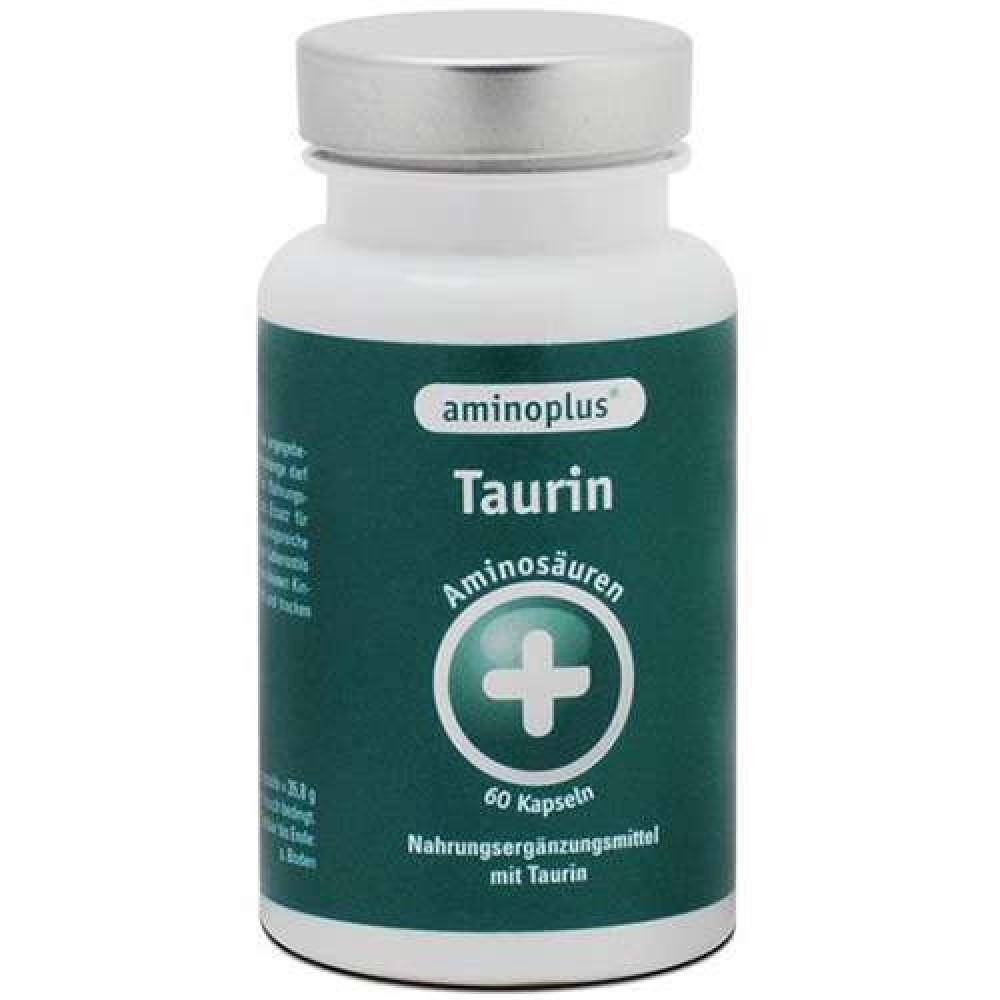 Аминокислота Таурин Kyberg Vital Aminoplus Taurin (капсулы)