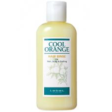 Бальзам–ополаскиватель для волос и кожи головы Холодный Апельсин Lebel Cool Orange Hair Rinse