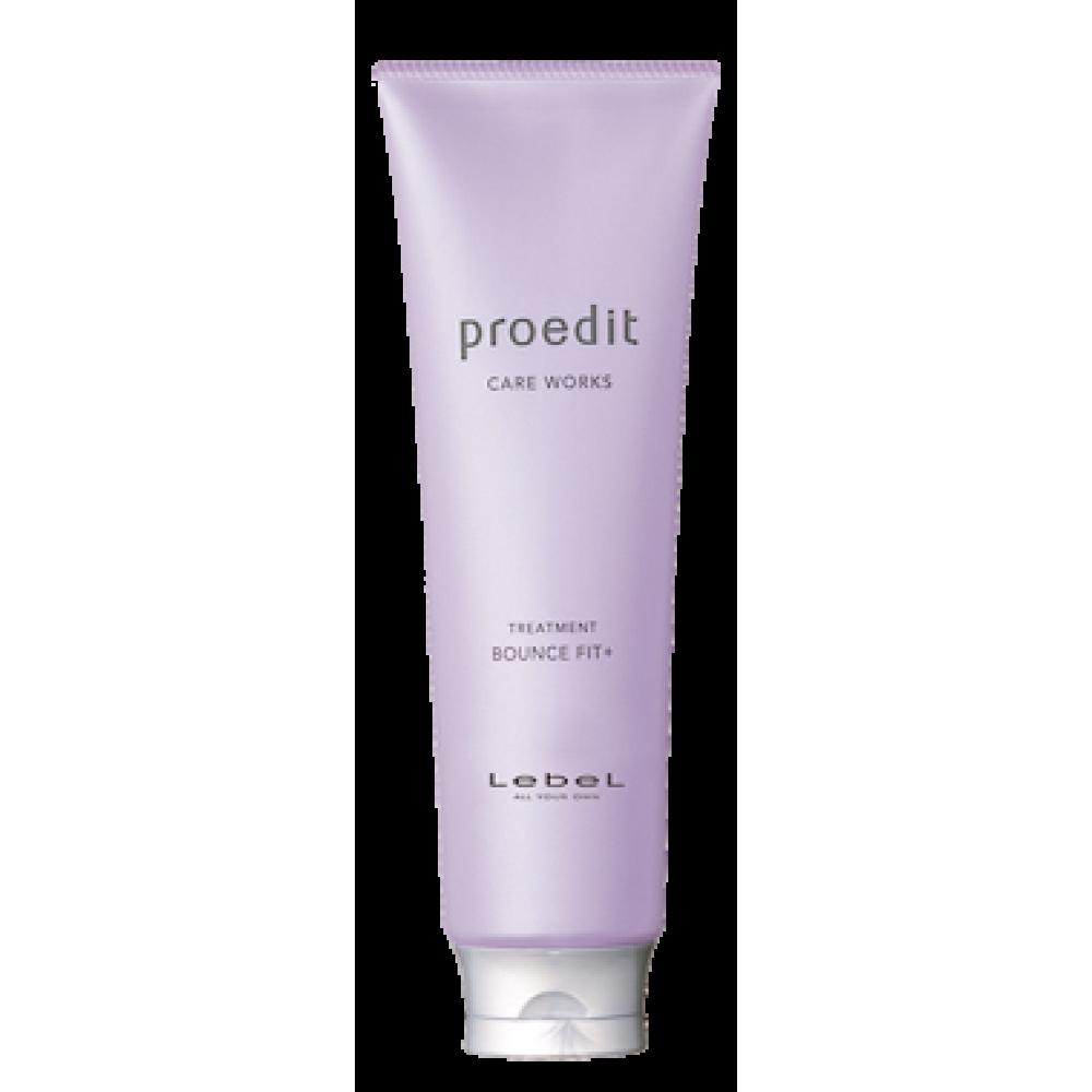 Восстанавливающая маска для сильно поврежденных, сухих, ломких волос Lebel Proedit Bounce Fit + Treatment