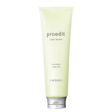 Восстанавливающая маска для тонких, сухих, непослушных и вьющихся волос Lebel Proedit Curl Fit Treatment