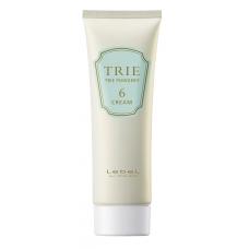 Крем матовый для укладки волос средней фиксации Lebel TRIE POWDERY CREAM 6