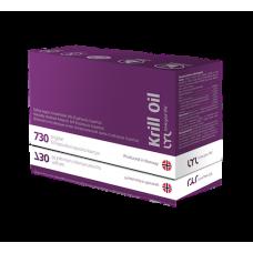 Комплекс полезных жирных кислот Omega-3 LYL Krill Oil
