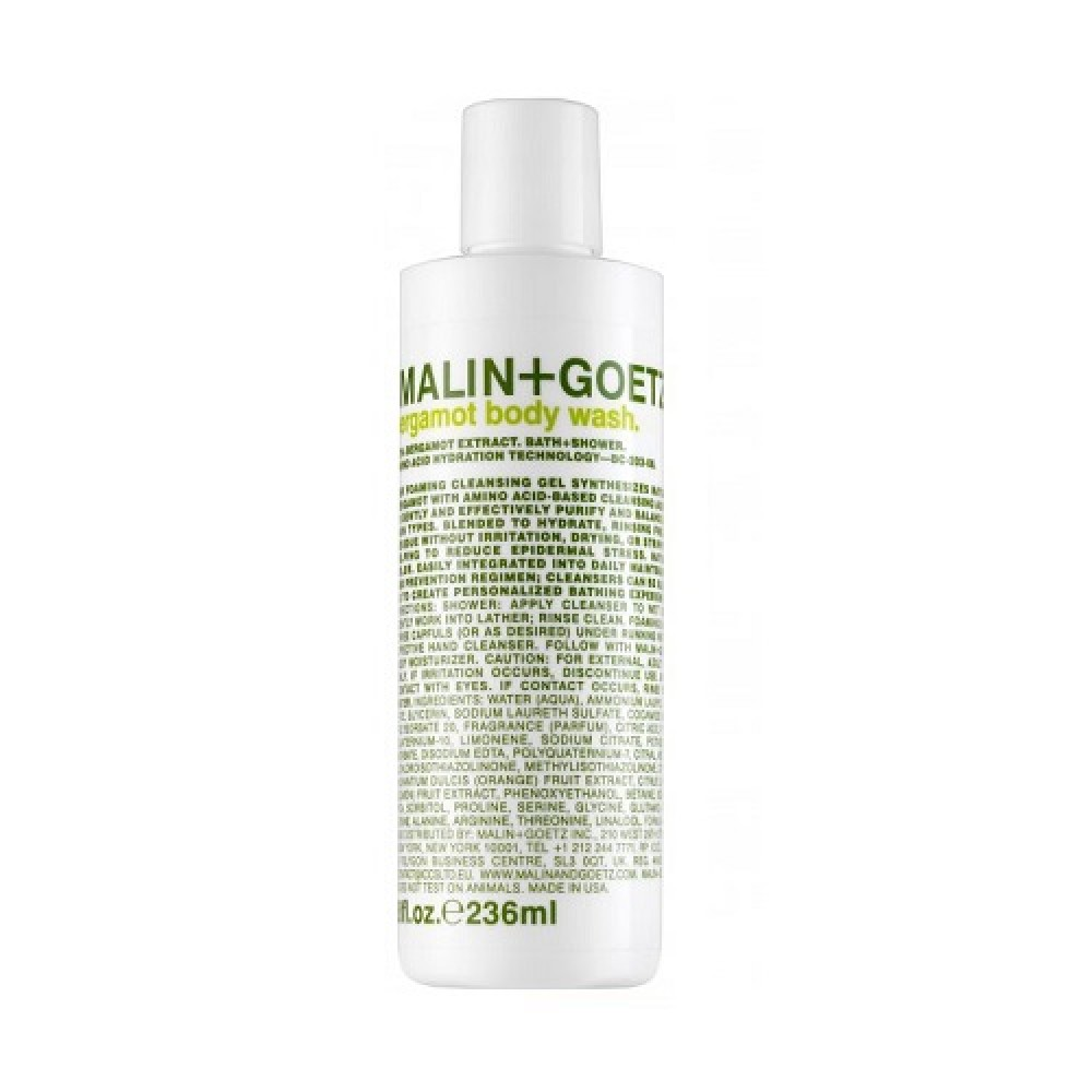 Гель для душа Бергамот Malin-Goetz Bergamot Body Wash