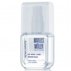 Эликсир для волос на основе масла горной камелии Marlies Moller Oil Elixir with Sasanqua