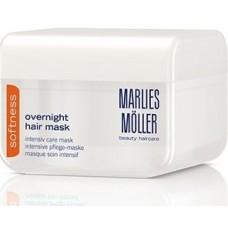 Интенсивная  ночная маска для гладкости волос Marlies Moller Overnight Hair Mask