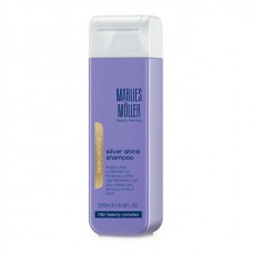 Шампунь для блондинок против желтизны волос Marlies Moller Silver Shine Shampoo