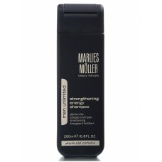 Укрепляющий шампунь для мужчин Marlies Moller Strengthening Energy Shampoo