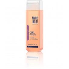 Шампунь для ослабленных волос на основе растительного протеина Marlies Moller Veggie Protein Shampoo