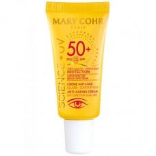 Крем SPF 50 для зоны глаз Mary Cohr SPF 50 Eye Contour