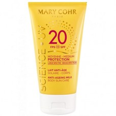 Защитный крем для лица и тела Mary Cohr SPF 20 Lait visage and body