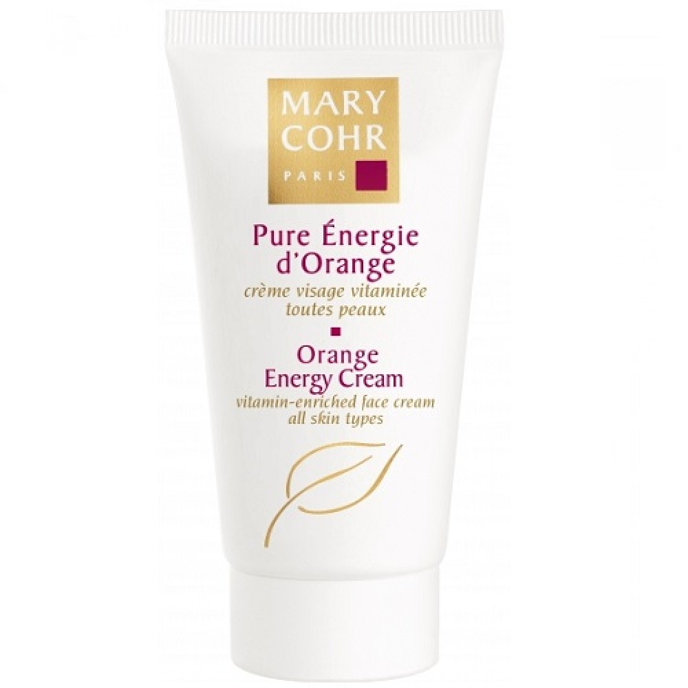 Крем витаминизированный Энергия цитрусов Mary Cohr Pure Energie dOrange