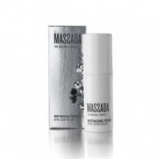 Антивозрастной уход за кожей вокруг глаз с эффектом ботокса Massada Antiaging Pearls Eye Contour