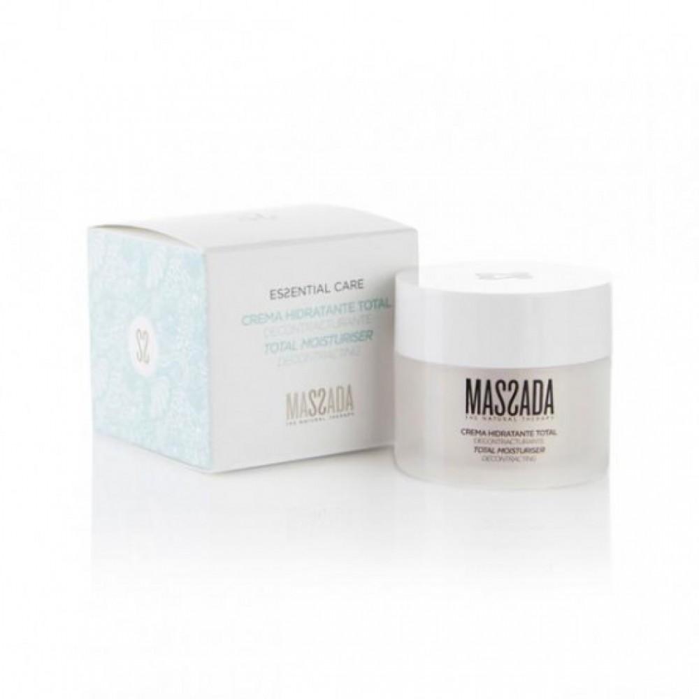 Крем - полное увлажнение Massada Total Moisturiser Cream