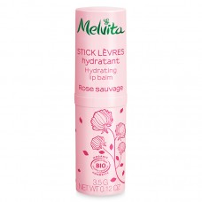 Увлажняющий бальзам для губ Melvita Nectar de Roses Organic Rose Lip Balm