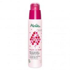 Сыворотка сорбет для упругости кожи Melvita Pulpe de Rose Organic Plumping Radiance Serum