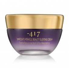 Крем ночной для восстановления кожи лица Minus 417 Beauty Sleeping Cream