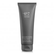 Шампунь для тела и волос для мужчин Minus 417 Body and Hair Shampoo for Men
