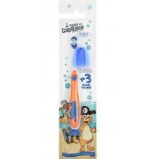 Зубная щетка для детей 3+ PDC Baby