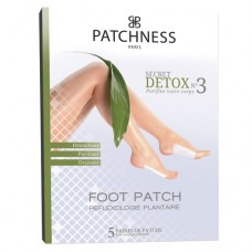 Детокс патчи для ног Patchness Foot Patch