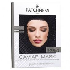Восстанавливающая маска для лица с экстрактом икры Patchness Mask Caviar