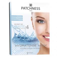 Увлажняющая маска для лица с морским коллагеном Patchness Mask Hydratense