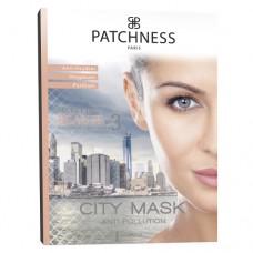 Очищающая маска для лица Patchness Mask City
