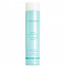 Очищающее средство для кожи лица и вокруг глаз 3 в 1 Phytoceane Cleansing Solution Face And Eyes 3-in-1