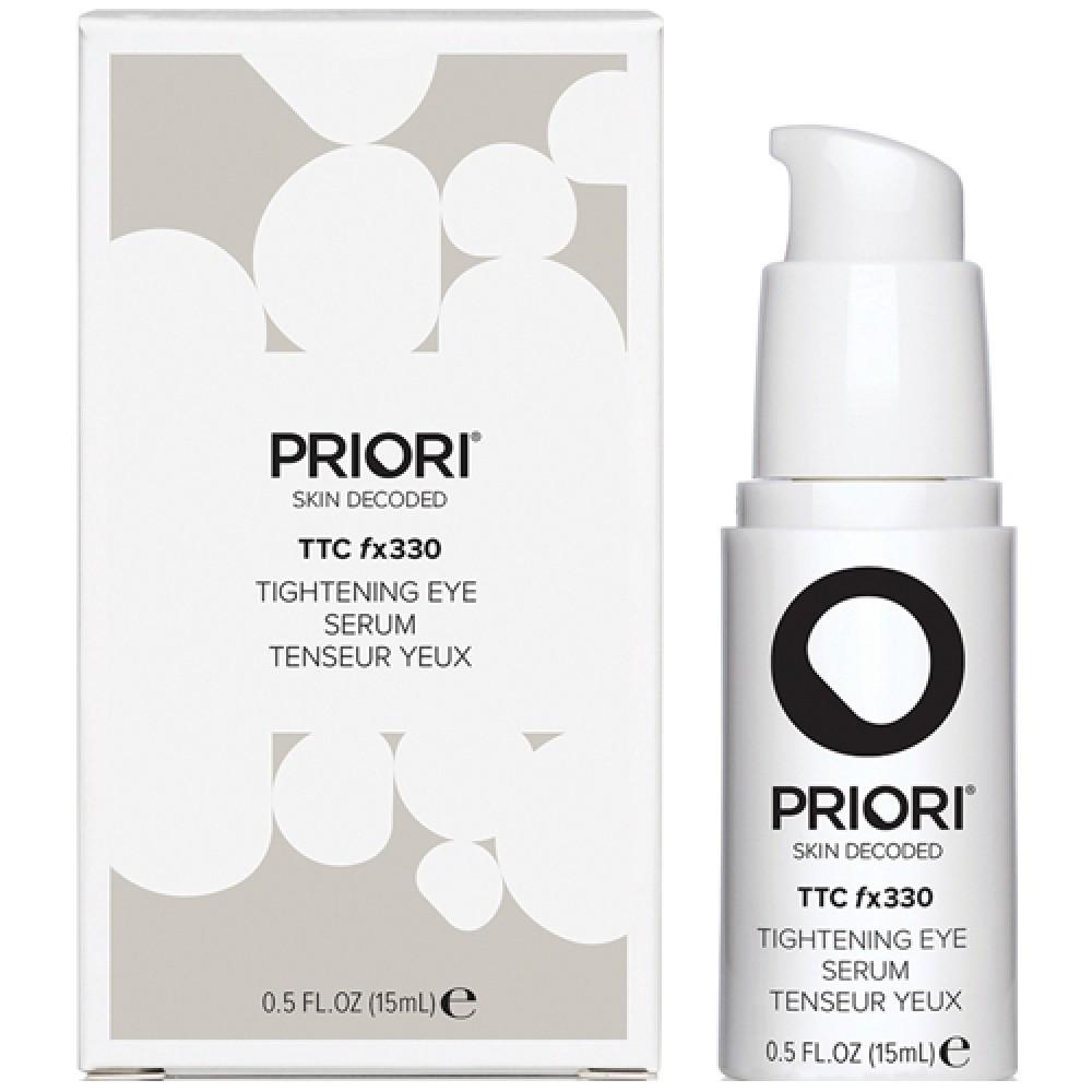 Антиоксидантная сыворотка-гель для кожи вокруг глаз PRIORI TTC FX330 Tightening Eye Serum