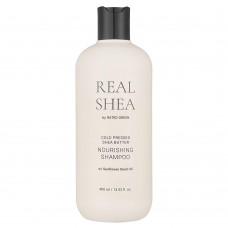 Питательный шампунь для волос с маслом ши Rated Green Real Shea Nourishing Shampoo