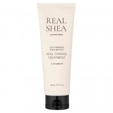 Питательная маска с маслом ши Rated Green Real Shea Real Change Treatment