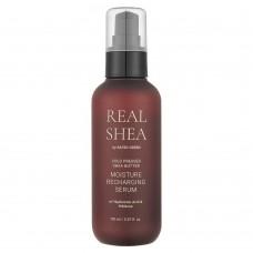 Увлажняющая сыворотка для волос Rated Green Real Shea Moisturizing Recharging Serum