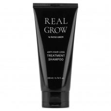Шампунь против выпадения волос Rated Green Real Grow Anti-Hair Loss Treatment Shampoo