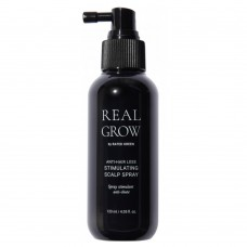 Стимулирующий спрей против выпадения волос Rated Green Real Grow Anti-Hair Loss Stimulating Scalp Spray
