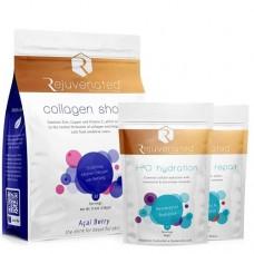 Коллагеновый увлажняющий набор для сияния кожи Rejuvenated Radiant Skin Collection
