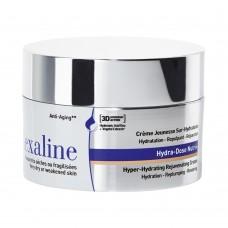 Суперувлажняющий  ультра питательный крем для молодости кожи  Для очень сухой или ослабленной кожи Rexaline Hydra-Dose Nutri Cream