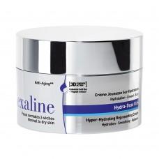 Суперувлажняющий  обогащенный крем для молодости кожи  для сухой кожи Rexaline Hydra-Dose Rich Cream