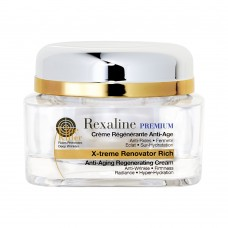 Антивозрастной восстанавливающий крем для очень сухой кожи Rexaline PREMIUM LINE-KILLER X-Treme Renovator Rich Cream