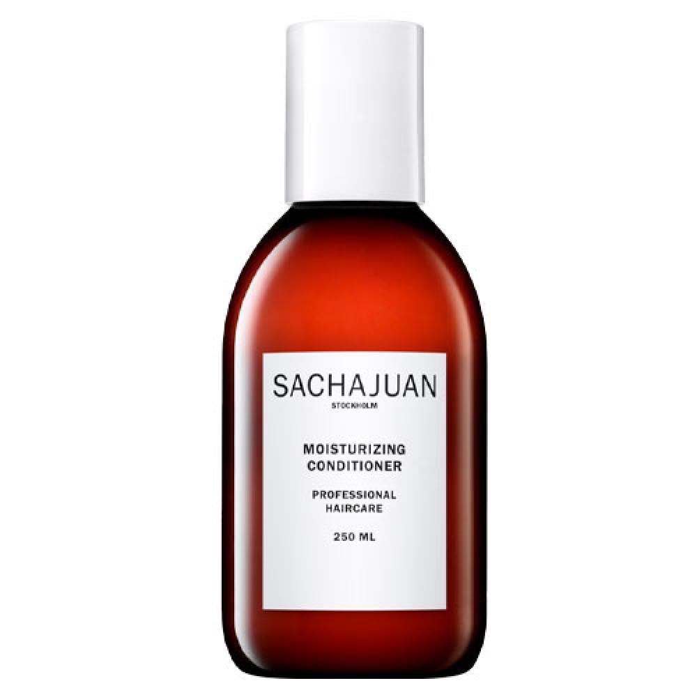 Кондиционер для глубокого увлажнения сухих, ломких, обесцвеченных волос Sachajuan Moisturizing Conditioner
