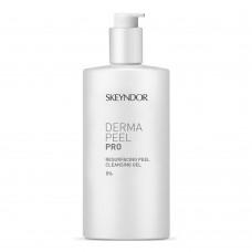 Восстанавливающий гель для очищения кожи лица и тела Skeyndor Dermapeel Pro Resurfacing Peel Cleansing Gel